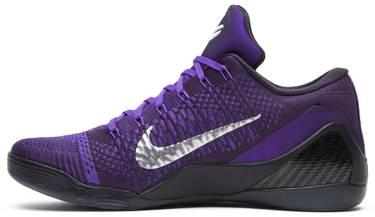 f3e8a4b32145 Kobe 9 EM Premium  Moonwalker  - Nike - 639045 515