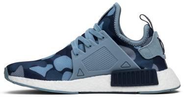 233bf16794677 Wmns NMD_XR1 'Blue Duck Camo' - adidas - BA7754 | GOAT