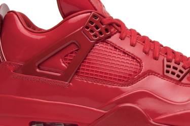 hot sale online d5197 5d72a Air Jordan 11LAB4 'Red Patent Leather'