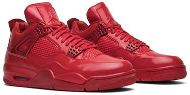 the latest 3c869 3ba82 Air Jordan 11LAB4  Red Patent Leather