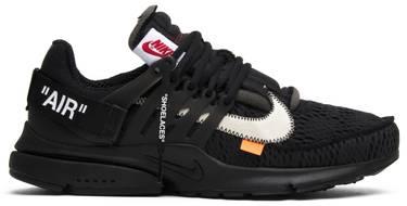 22357ad9caf OFF-WHITE x Air Presto  Black  - Nike - AA3830 002