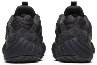 sports shoes 4e8c6 4b419 Yeezy 500 'Utility Black'