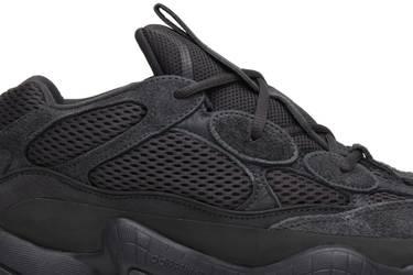 98c62f977b0ee Yeezy 500  Utility Black  - adidas - F36640