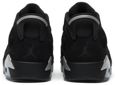 premium selection 4a183 39072 Air Jordan 6 Retro Low  Chrome