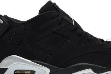 premium selection 94e0a 004dc Air Jordan 6 Retro Low 'Chrome'