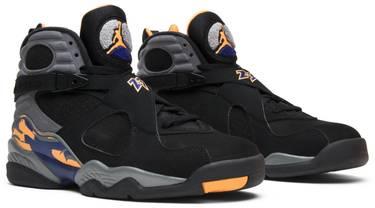 994adf0a9b3 Air Jordan 8 Retro 'Phoenix Suns' - Air Jordan - 305381 043 | GOAT