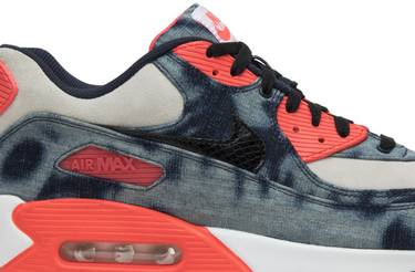 best sneakers 3fe5d 3bcda Atmos x Air Max 90 Dnm QS  Infrared Washed Denim