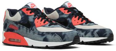 best sneakers 2fb76 840c8 Atmos x Air Max 90 Dnm QS  Infrared Washed Denim