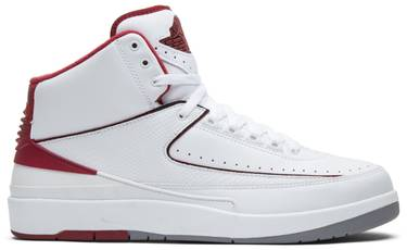 295cefd4747c Air Jordan 2 Retro  Chicago Home  - Air Jordan - 385475 102