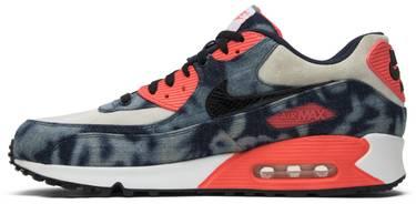 separation shoes f3e51 68121 Atmos x Air Max 90 Dnm QS  Infrared Washed Denim . Nike