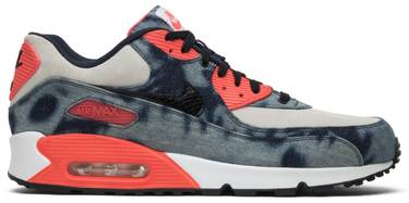 best sneakers 25797 0f168 Atmos x Air Max 90 Dnm QS  Infrared Washed Denim