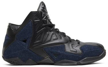 new concept 58c87 5e088 LeBron 11 EXT Denim QS  Denim
