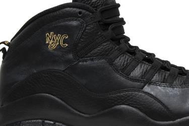 b7e81445e569a2 Air Jordan 10 Retro  NYC  - Air Jordan - 310805 012