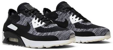 6cd5be49cbbd Air Max 90 Ultra 2.0 Flyknit  Oreo  - Nike - 875943 001