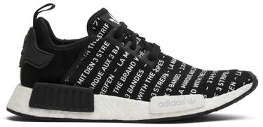 861187fdedc NMD R1  The Brand W  The 3 Stripes  - adidas - S76519