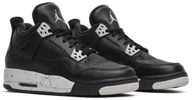 34949de24468b8 Air Jordan 4 Retro BG  Oreo  - Air Jordan - 408452 003