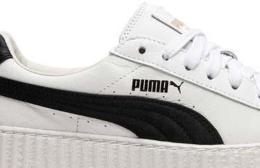 bd918286bf6d Fenty x Wmns Creeper  White Leather  - Puma - 364462 01