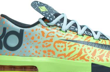 competitive price 5f2e3 db6ff KD 6  Liger  - Nike - 599424 302   GOAT