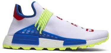 d1fed4303 Pharrell x N.E.R.D. x NMD Human Race Trail  Homecoming  - adidas ...
