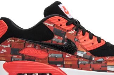 cheap for discount fa0a2 97dad Atmos x Air Max 90 'We Love Nike'