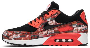 Nike x Atmos Air Max 90 'We Love Nike' Pack AQ0926 001