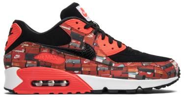 cheap for discount 1a60a 21acf Atmos x Air Max 90 'We Love Nike'