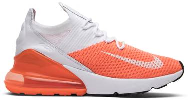 reputable site a7a0f 2ef78 Wmns Air Max 270 Flyknit 'Crimson Pulse'