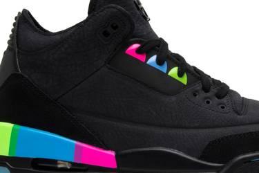 huge discount 5f9f3 52dcc Air Jordan 3 Retro 'Quai 54'