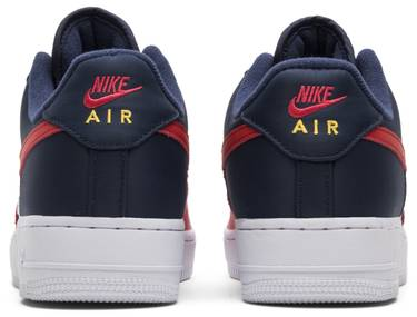 caf060afdb3c4 Air Force 1 Low  07 LV8  4th of July  - Nike - 823511 601