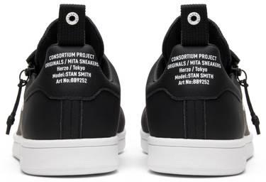 huge discount f1c01 38987 Mita Sneakers x Stan Smith 'Cages & Coordinates'