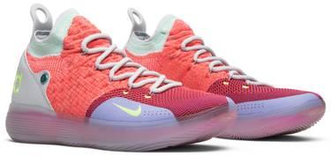 a1b35871e6671 Zoom KD 11 'EYBL' - Nike - AO2604 600 | GOAT
