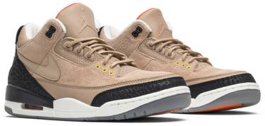 online store 461b9 1b90a Air Jordan 3 Retro JTH NRG 'Bio Beige'