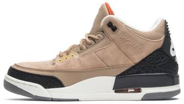 online store 8f85c 37513 Air Jordan 3 Retro JTH NRG 'Bio Beige'