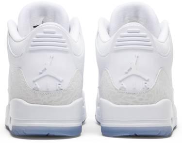 bd419e3cee2043 Air Jordan 3 Retro  Triple White  - Air Jordan - 136064 111