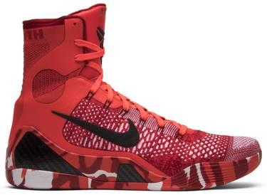dfe024ab35f Kobe 9 Elite  Christmas  - Nike - 630847 600