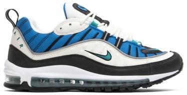 cb0ffae5ea Wmns Air Max 98 'Blue Nebula' - Nike - AH6799 106 | GOAT
