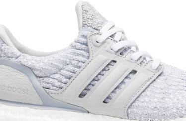 d039d0290257e Reigning Champ x UltraBoost 3.0 Limited  Clear Grey - adidas ...