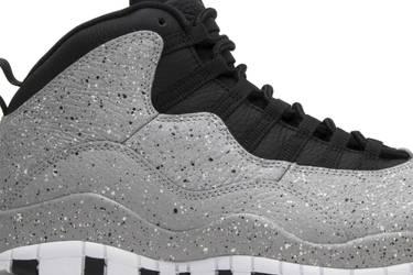 7c839ffef60 Air Jordan 10 Retro 'Cement' - Air Jordan - 310805 062   GOAT