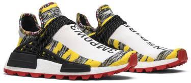 e3a18100ba8e5 Pharrell x NMD Human Race Trail  Solar Pack  - adidas - BB9527