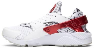 dbd35430a5d05 Shoe Palace x Air Huarache  25th Anniversary  - Nike - AJ5578 101
