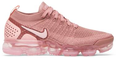 save off f6c90 b4536 Wmns Air VaporMax Flyknit 2 'Rust Pink'