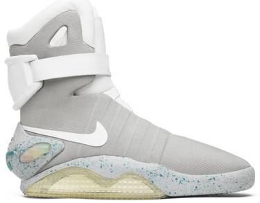 af1c486c33c8 Air Mag  Back To The Future  - Nike - 417744 001