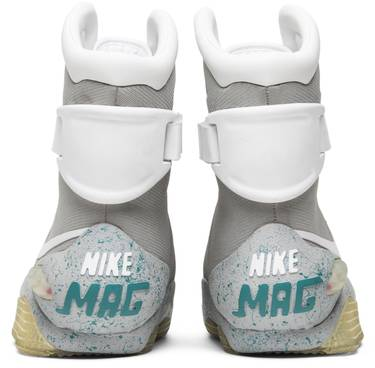 new style 0aad2 5c975 Air Mag  Back To The Future . Nike