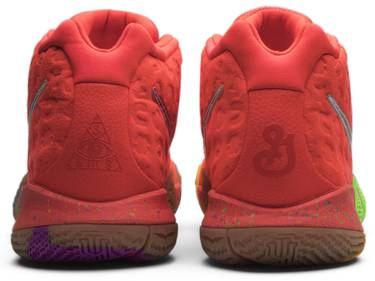 cf6d74900112 Kyrie 4  Lucky Charms  - Nike - BV0428 600