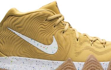 new concept 49516 f5925 Kyrie 4 'Cinnamon Toast Crunch'