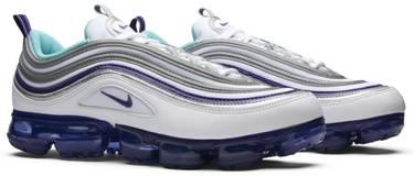 3166954ff6 Air VaporMax 97 'Varsity Purple' - Nike - AJ7291 100 | GOAT
