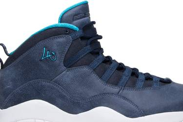2412ee7398b1 Air Jordan 10 Retro  Los Angeles  - Air Jordan - 310805 404
