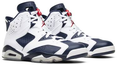 buy popular 39edc a0b59 Air Jordan 6 Retro 'Olympic' 2012