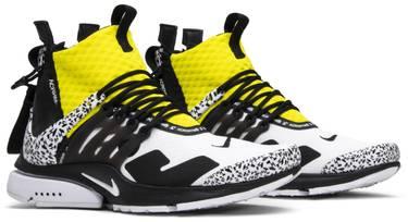 5cdce1f601e617 Acronym x Air Presto Mid  Dynamic Yellow  - Nike - AH7832 100