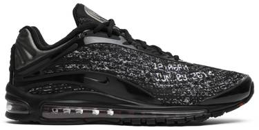 detailed look e4663 f5626 Skepta x Air Max Deluxe  Never Sleep On Tour
